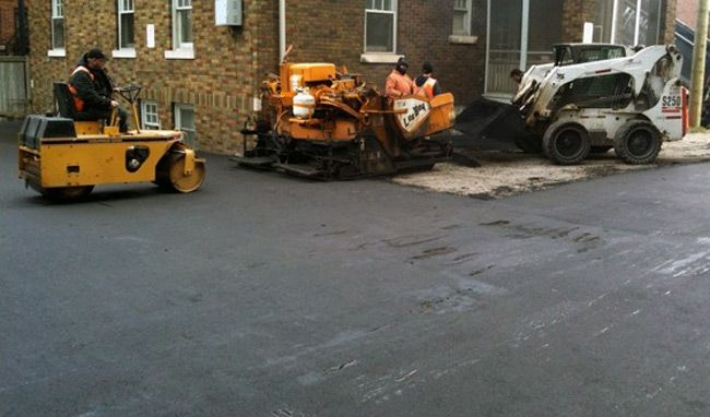 Commerical Paving